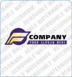 webdesign : logo, wing, violet