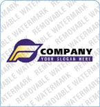 webdesign : logo, wing, purple