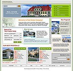 webdesign : estate, home, architecture