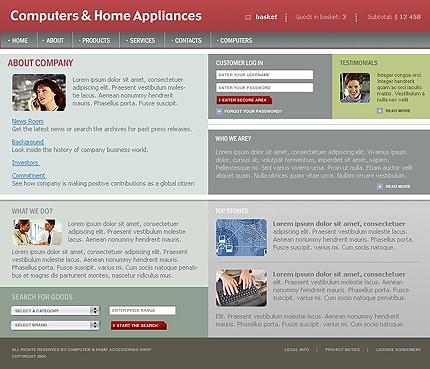 webdesign : Big, Screenshot 5232