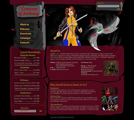 webdesign : Big, Screenshot 5237