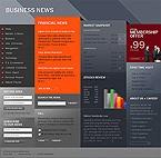 webdesign : business, finance, partner