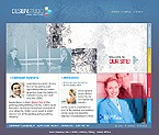 webdesign : profile, illustration, imagination
