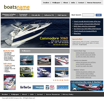 webdesign : Big, Screenshot 5397