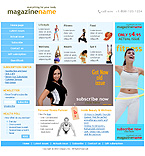 webdesign : cosmetic, massage, offer