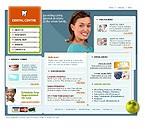 webdesign : dentist, care, procedure