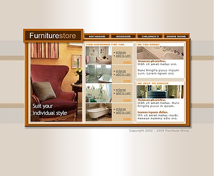 webdesign : Big, Screenshot 5625