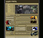 webdesign : adventures, action, graphics