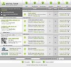 webdesign : forum, topic, discussion