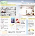 webdesign : furniture, catalogue, decoration