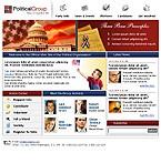 webdesign : leader, election, Communists