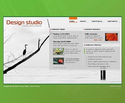 webdesign : Big, Screenshot 6144