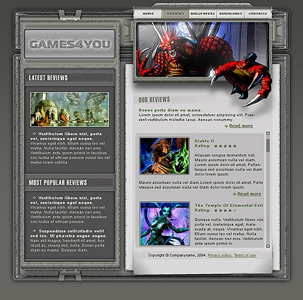 webdesign : Big, Screenshot 6202