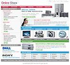 webdesign : online, projector, video