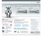 webdesign : data, provider, processor