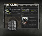 webdesign : games, adventures, 3d