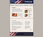 webdesign : program, Labour, Republican