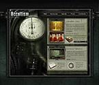 webdesign : planets, Sagittarius, Aquarius