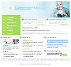 webdesign : superannuation, fund, services