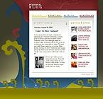webdesign : webpage, biography, gallery