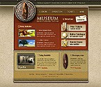 webdesign : science, archeology, testimonials