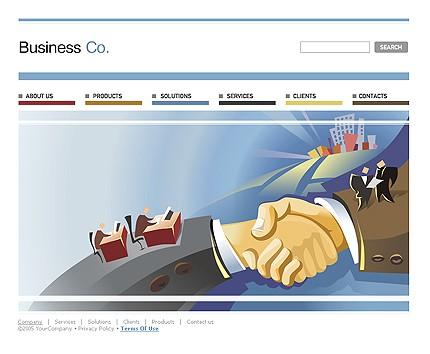webdesign : Big, Screenshot 8238