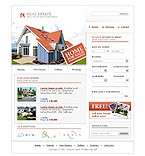 webdesign : living, profile, apartment