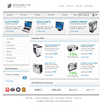 webdesign : hardware, Xerox, accessories