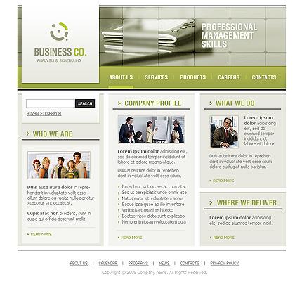 webdesign : Big, Screenshot 8666