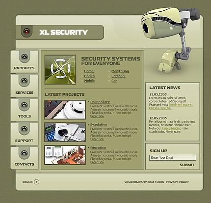 webdesign : Big, Screenshot 8822