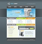 webdesign : dedicated, internet, space