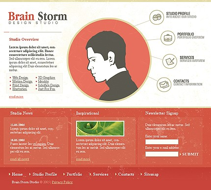 webdesign : Big, Screenshot 9245