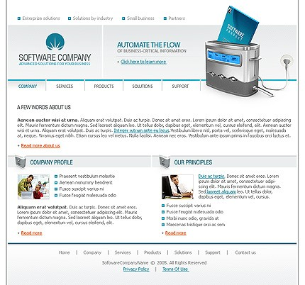 webdesign : Big, Screenshot 9317