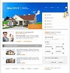 webdesign : apartment, sales, architecture