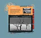webdesign : page, images, interests