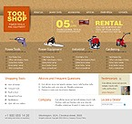 webdesign : store, pliers, advice