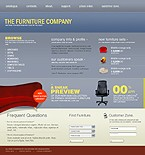 webdesign : company, chairs, catalogue