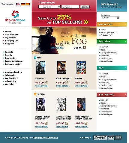 webdesign : Big, Screenshot 9964