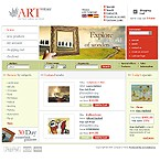 webdesign : projects, cityscape, frame
