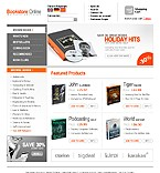 webdesign : shop, best-sellers, delivery